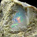 Opale blan