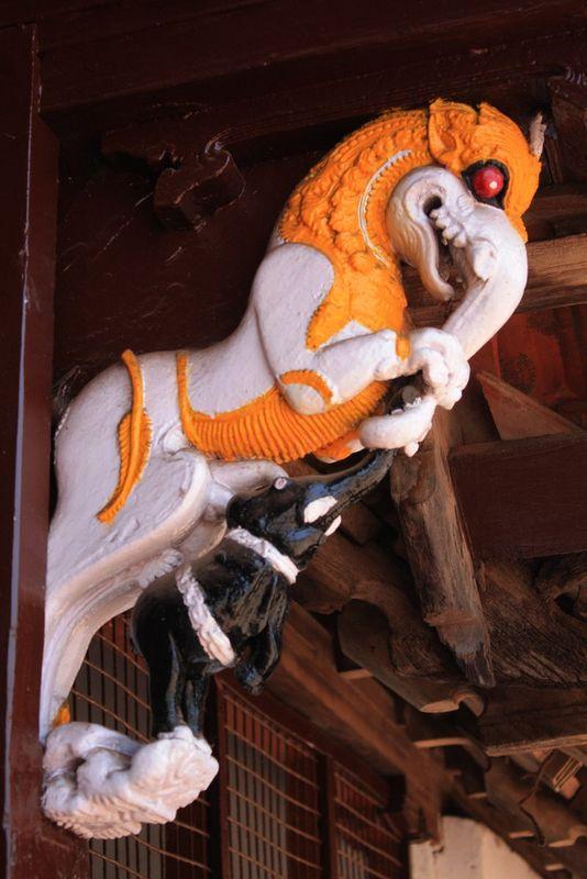 Dragon à Trivandrum
