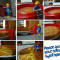 Gâteau aux pommes (encore un !)
