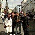 La famille dans Galway