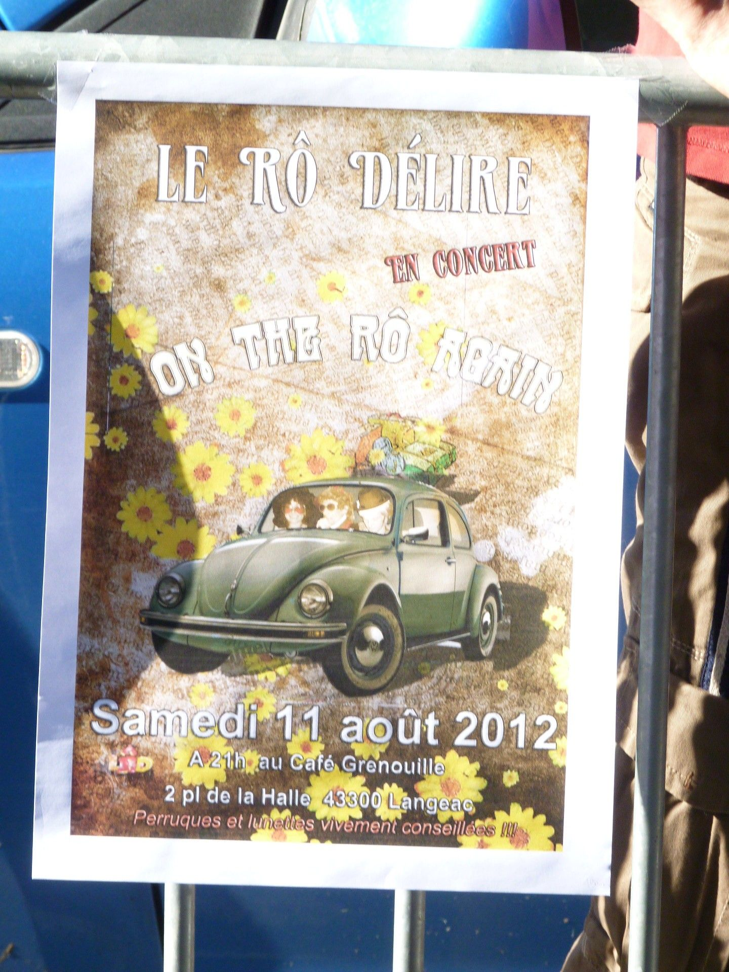 The affiche
