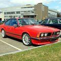 BMW 635 CSI (petite sortie du club ColmarAutoRetro au Musée du Chocolat) 01