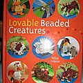 Livre lovable beaded creatures