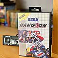 Hang On sur Master System