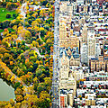 New york : central park et upper east side