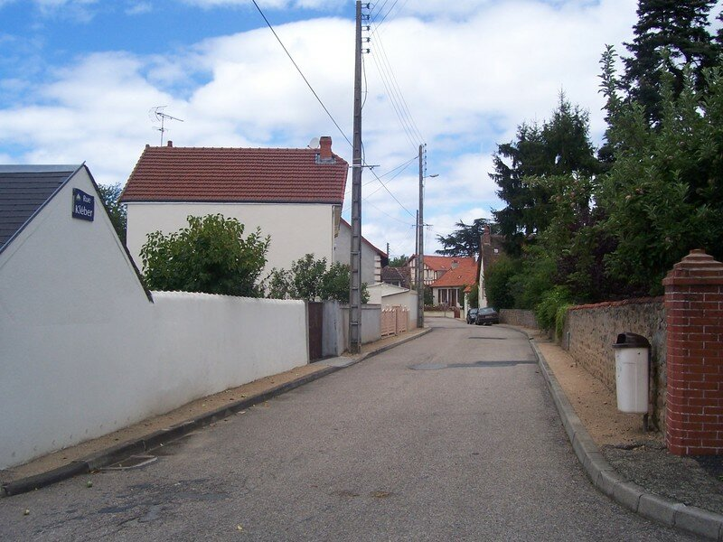 Rue Kléber