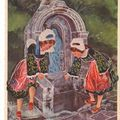 En parcourant la Bretagne : La Faouet Fontaine Sainte Barbe 38