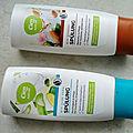 Les <b>après</b>-<b>shampoings</b> bio à l'amande et à l'aloe vera de Cien Nature (Lidl)