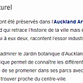AUCKLAND - HISTOIRE 8