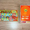 Mini Mate jeu de poche vintage époque <b>Game</b> & <b>Watch</b> Tomy <b>Game</b> Shootin' Gallery et Gobble