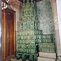 Haut Koenigsbourg - chateau - salle des Chevaliers