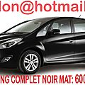 <b>Hyundai</b> IX 20, <b>Hyundai</b> IX 20, <b>Hyundai</b> IX 20, covering <b>Hyundai</b> IX 20, <b>Hyundai</b> IX 20 noir mat