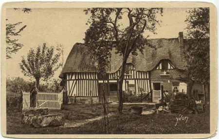 76 - JUMIEGES - Ferme Normande