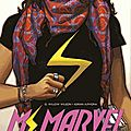 Ms marvel, tome 1 de g. willow wilson & adrian alphona