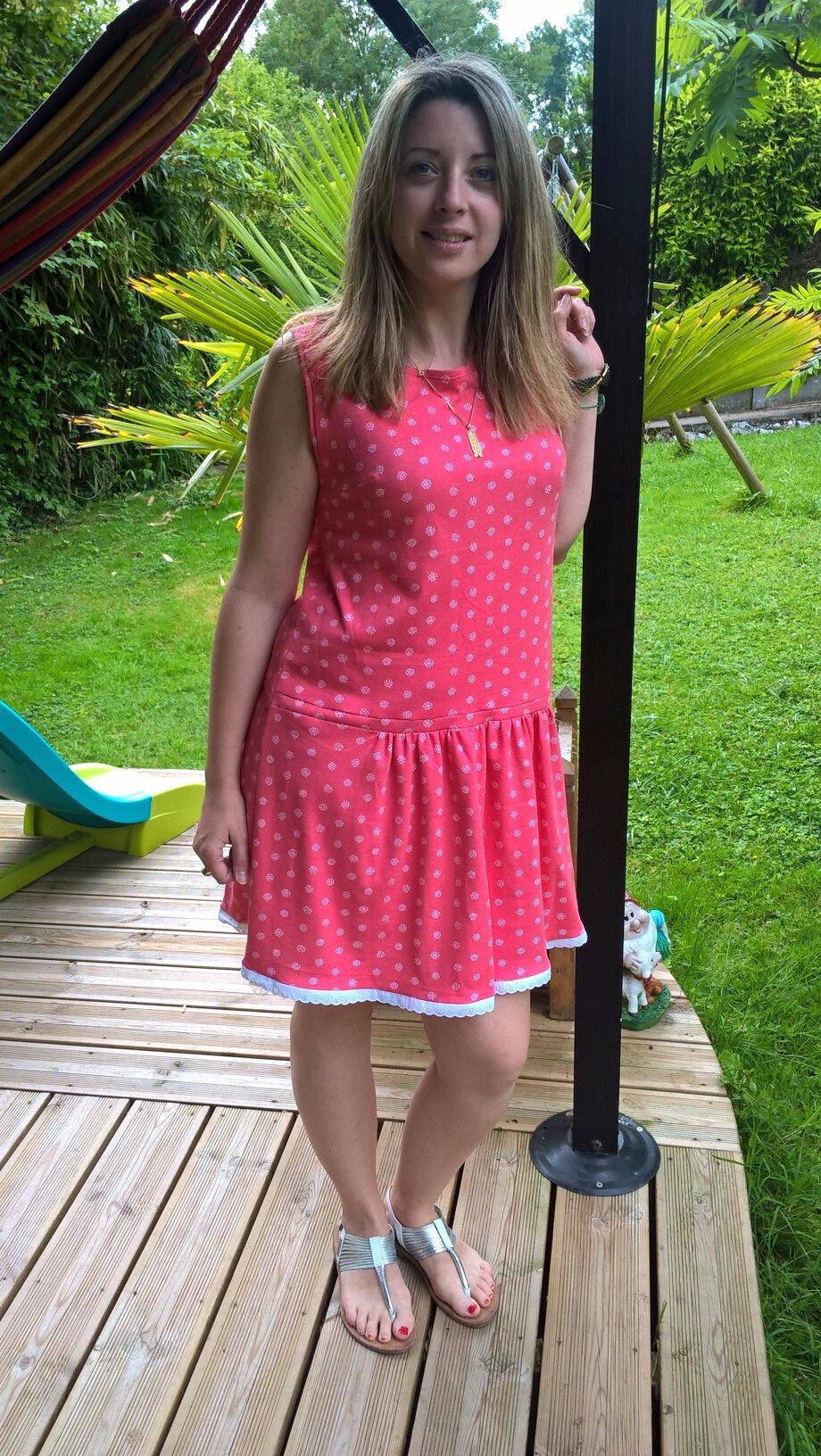 Petite robe été
