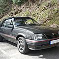 OPEL Ascona C GT <b>cabriolet</b>