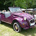 CITROËN 2CV cabriolet custom Madine (1)