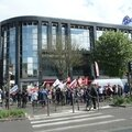 74x -Amiens manifestation contre la réforme des collèges