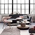 Déco & couleurs ⎢ gris & rose poudré, stylé scandinave …