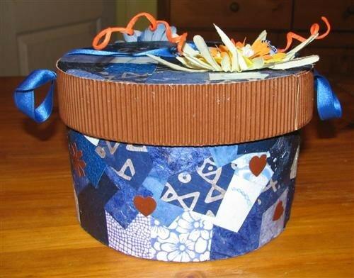 Boîte de chocolats 3