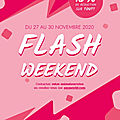 <b>Action</b> flash ce week-end !