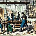 A travers les archives : quelques contrats d'apprentissage