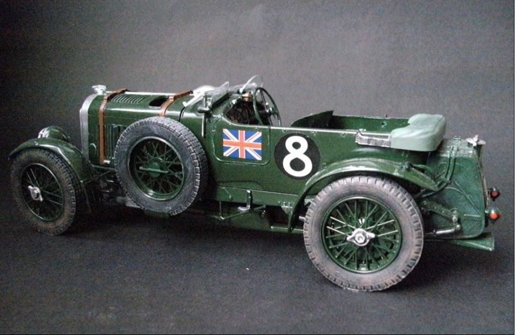Bentley 4.5L Blower Le Mans 1930 PICT6656