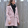 Mon nouveau manteau MAGNESIUM ... rose