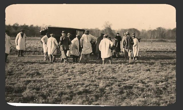 SOLOGNE 1920 Equipage de Cheverny Archives Maul-on 012