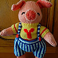 Le cochon de Patricia