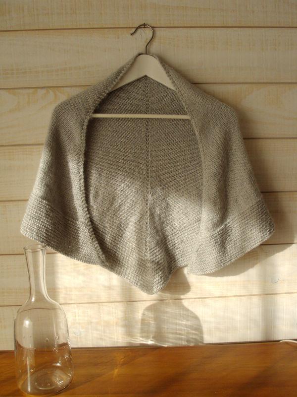 shawl simple...