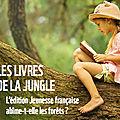 L'édition jeunesse française et l'evironement