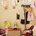 Chambre de la petite dernière