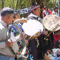 el taller con los Mapuches