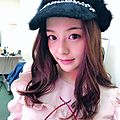 Photos & vidéos twitter : ( [account @s1_no1_style] -  2018.02.14 - 12h39  nene yoshitaka )