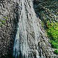 Petite balade à pied vers l'impressionnant site de la cascade du ray-pic.. (massif-central/ardèche)