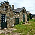 Petites maisons de pêcheur