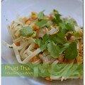 Nouilles sautées (phad thaï)