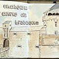 Nantes #3 le château et la fameuse tour lu + carnet d'adresses