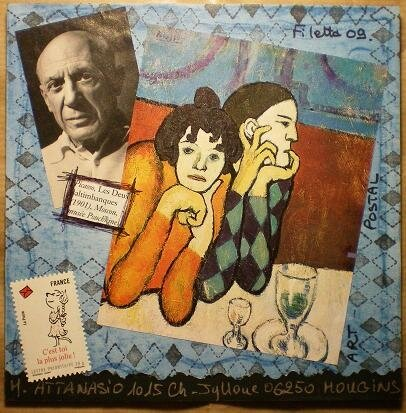 262~Picasso pour Marianne