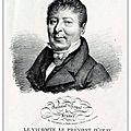 IRAI (61) - VICOMTE CHRÉTIEN-SIMÉON LE <b>PRÉVOST</b> D'IRAY, HOMME DE LETTRES (1768 - 1849)