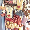 Les lapins de noel si on peut dire ca ....