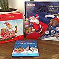 Une dernière sélection de <b>livres</b> sur le thème de Noël
