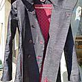 Un quart coat pour le printemps !