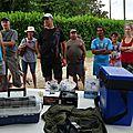 Concours de pêche 23 juillet 2016 CAUDROT (69)