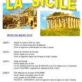 Mon carnet de voyage en Sicile
