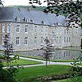 Le Château et les Jardins d'<b>Annevoie</b>