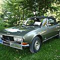 PEUGEOT 504 V6 convertible 1975 Lons le Saunier (1)