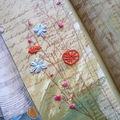 Tuto fleurs brodées, par annabel