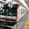 10022系 (new!) Fukutoshin line, Wakoshi eki